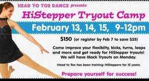 HiStepper Camp Dripping Springs, TX