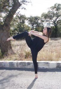 Chelsea Affatato Dance Instructor Head to Toe Dance