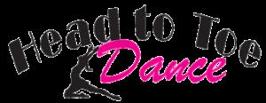 head to toe dance studio logo